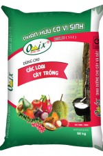 Omix 1-1-1+TE (Dùng Cho Cây Ăn Trái)